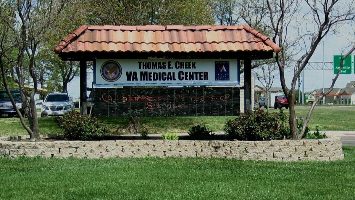 Amarillo Veterans Affairs Health Care System (Source: KFDA)
