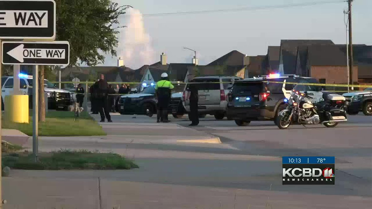 Suspect in custody after officer-involved shooting near 121st Street and Kenosha Ave