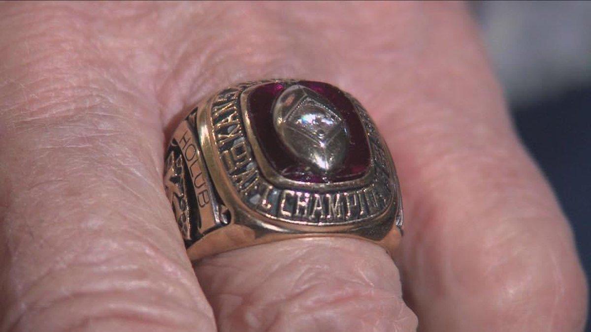 E.J. Holub/Kansas City; Super Bowl IV