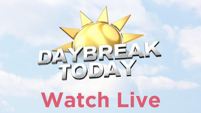 Daybreak Today Live logo