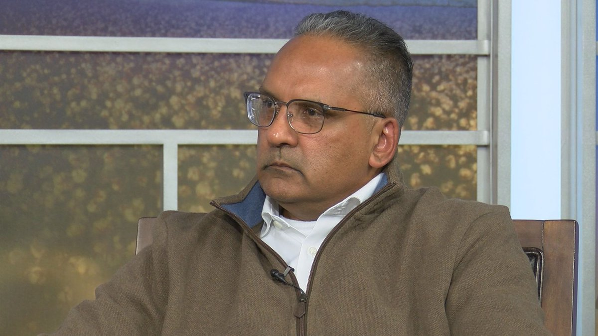 Former Lubbock County Medical Examiner Dr. Sridhar Natarajan speaks exclusively with KCBD.