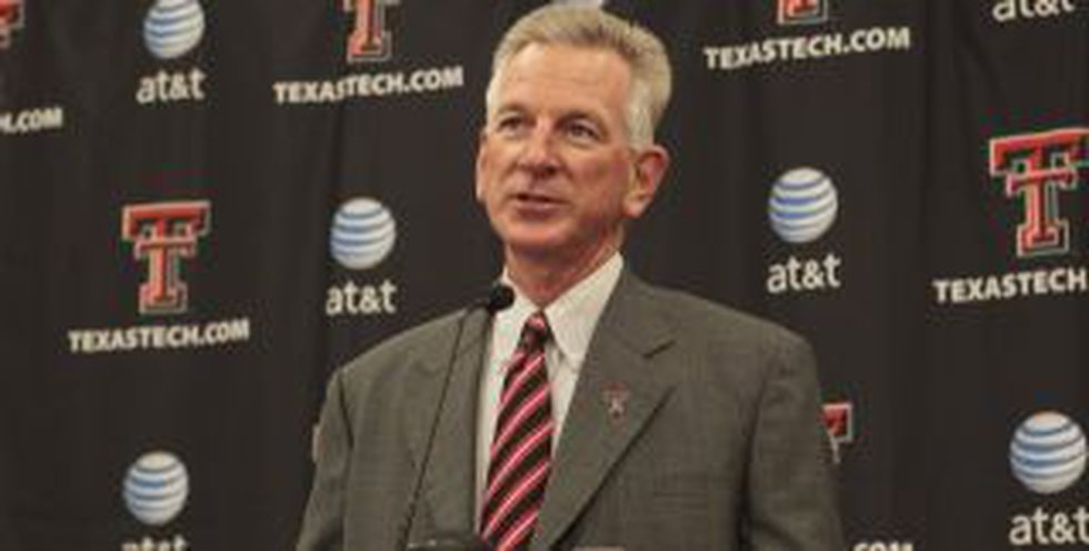 Tommy Tuberville (Provided by TTU)