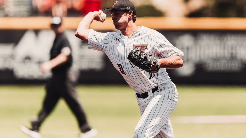 Stanford is leading Texas Tech in Game 1 of the Lubbock Super Regional.