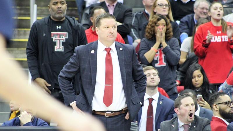 Coach Chris Beard (Source: Devin Ward, KCBD)
