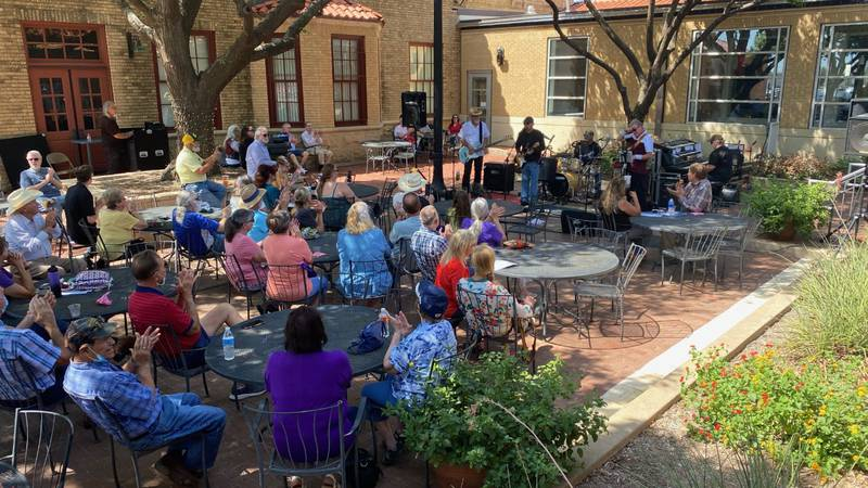 Fans gather from across the country to celebrate what would be Buddy Holly's 85th birthday.