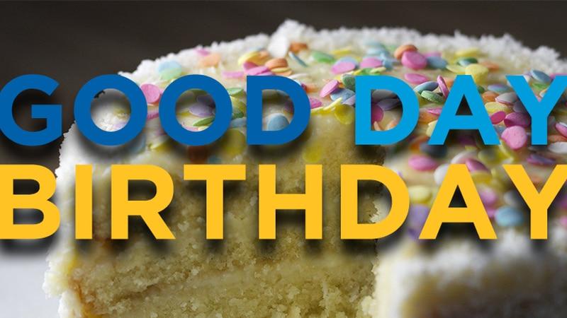 KCBD Good Day Birthday