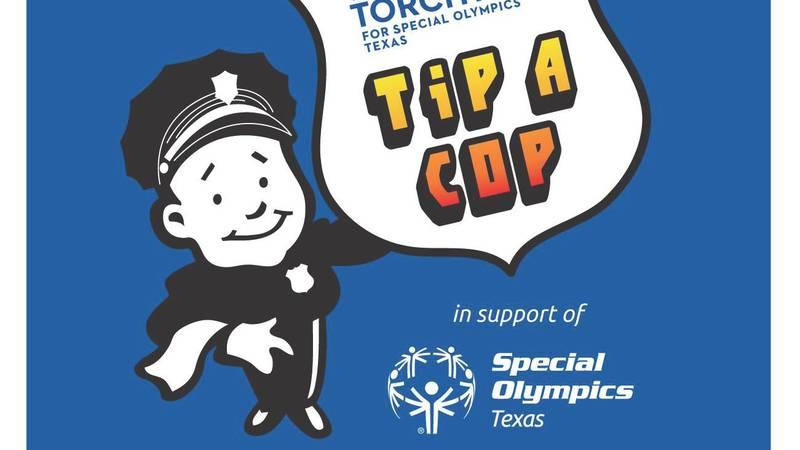 Tip A Cop Fundraiser