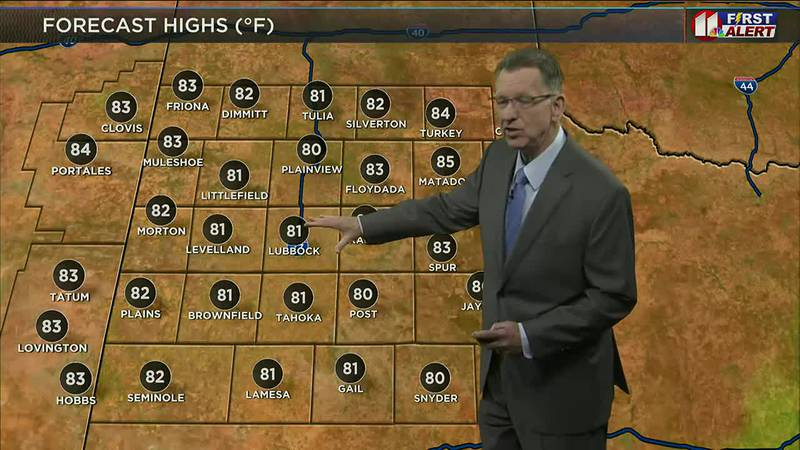KCBD Daybreak Today - Weather, 5 a.m., June 4