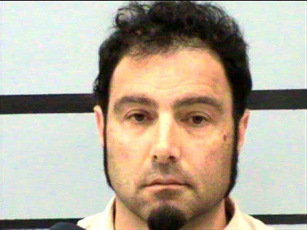 Michael Paul Gallanter (Source: Lubbock County Sheriff's Office)