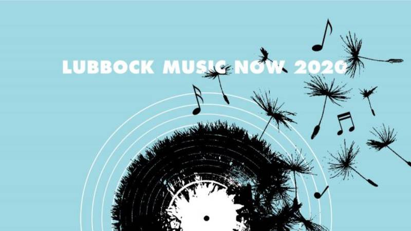 Lubbock Music NOW 2020 album by Dirk Fowler