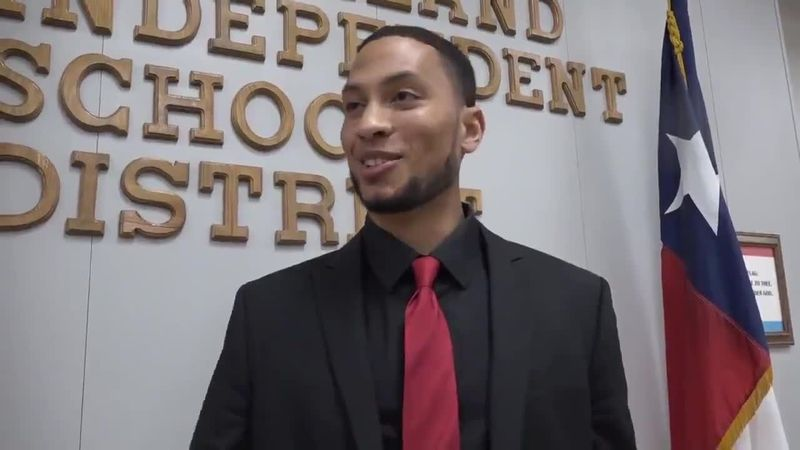 Former Red Raider Wide Receiver Lyle Leong Jr. the new Head Football Coach/AD at Levelland