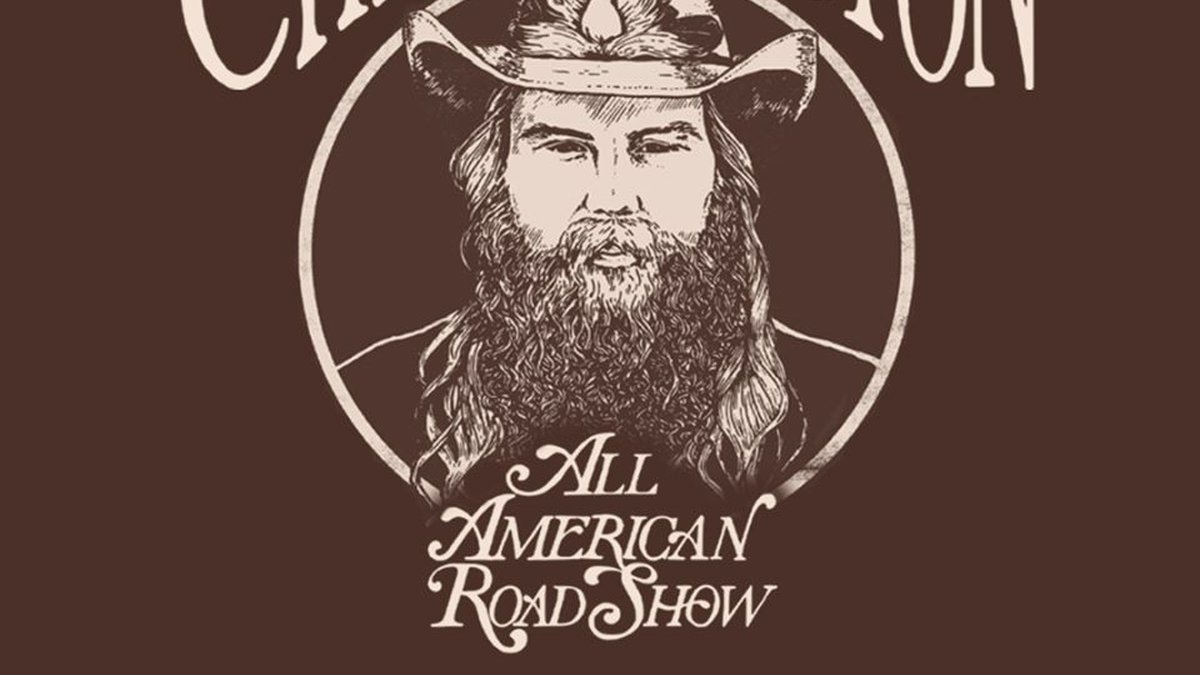 Chris Stapleton has postponed his All American Road Show and rescheduled tour dates for 2021.