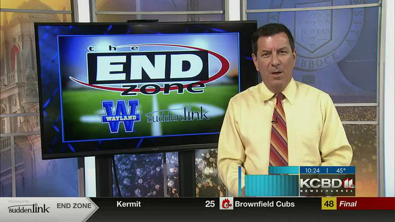 KCBD End Zone Highlights for Friday, Oct. 15 (Part 2)