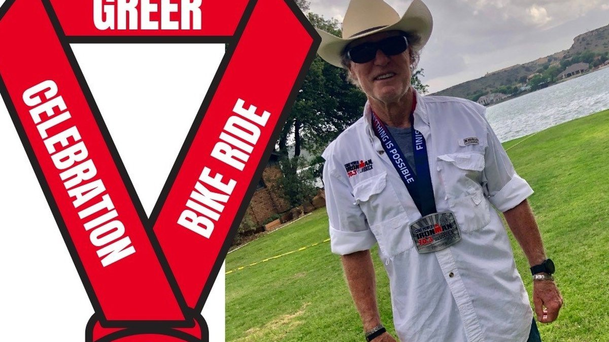 Lubbock Mayor's Fitness Council to host Celebration of Life Bike Ride for Mike Greer.