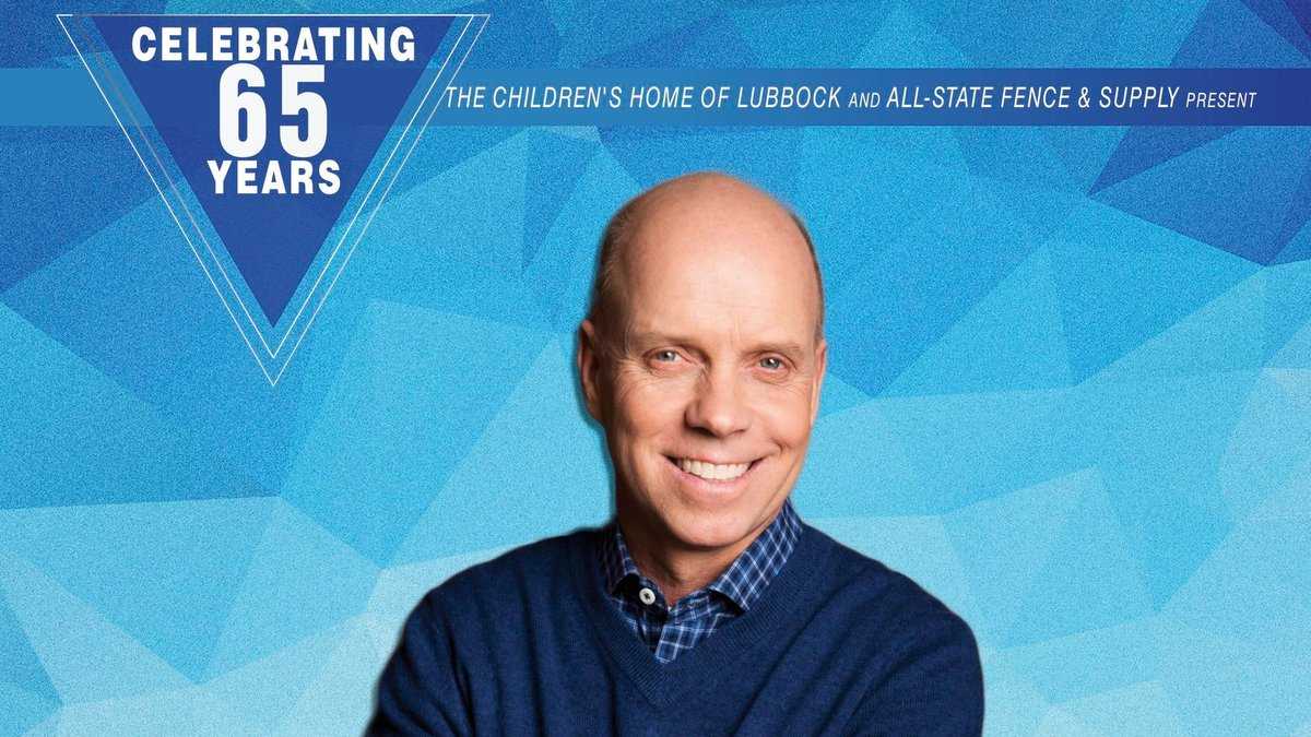 The Children's Home of Lubbock will bring Scott Hamilton to the South Plains for spring...