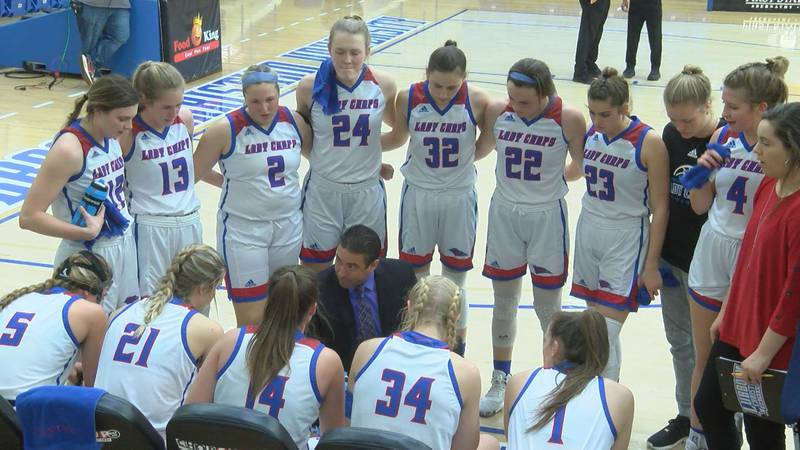 The No. 1 Lady Chaps dominated UT Permian Basin in the first game of the day, defeating the...