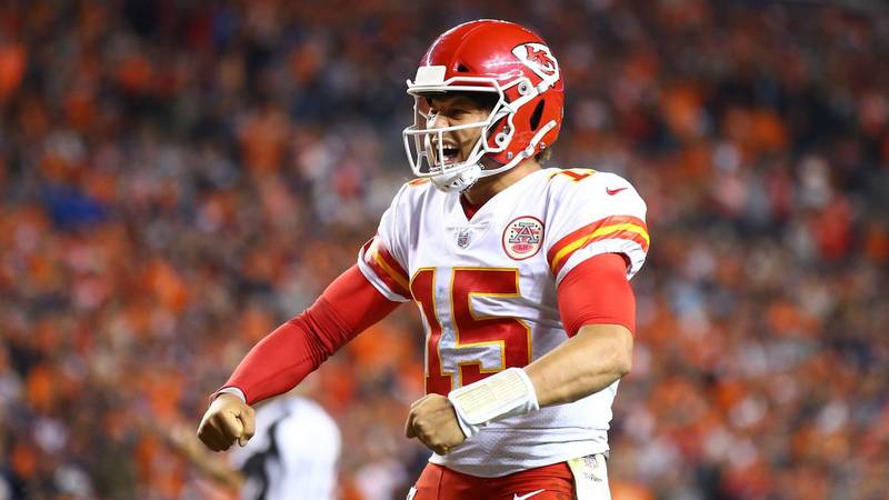 Patrick Mahomes has received another award for his performance with the Kansas City Chiefs...