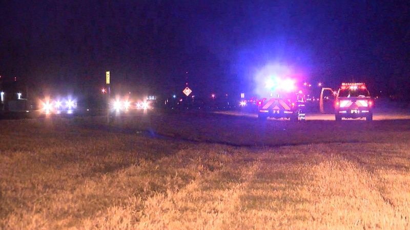 One driver has been transported to the hospital after a Sunday evening rollover on US 62/82...