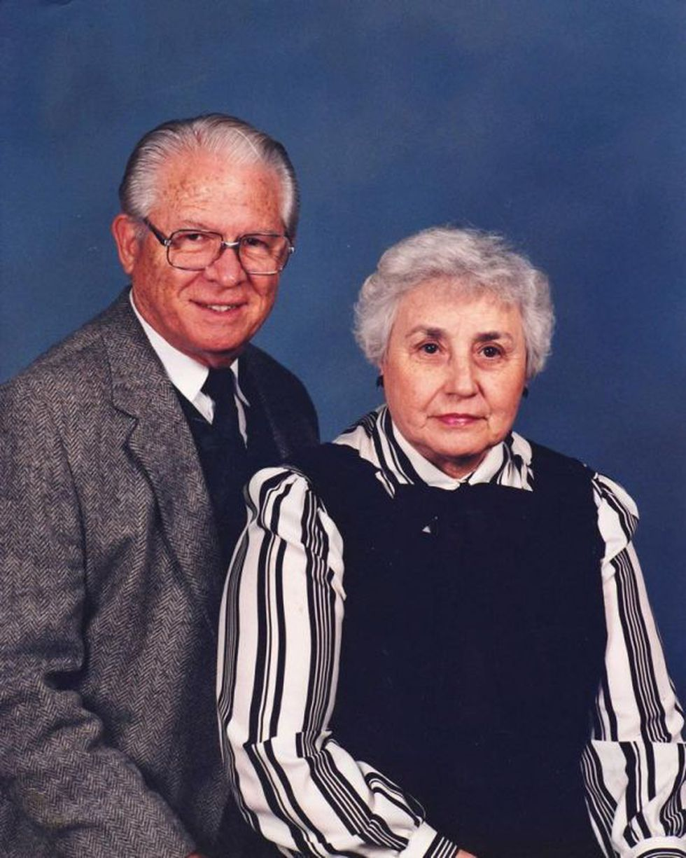 Dale and Virginia Simpson