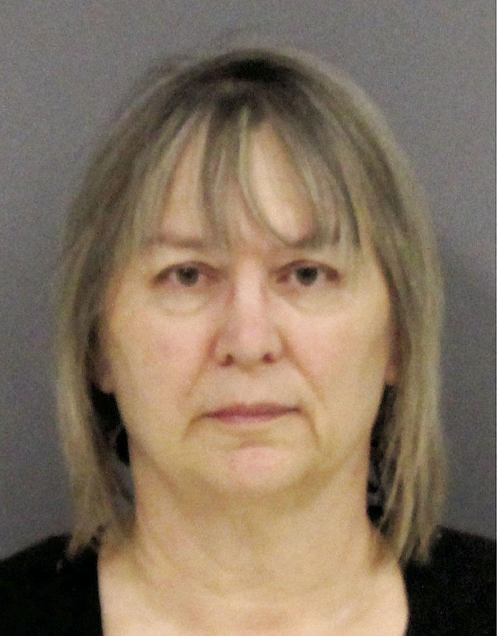 Barbara Barrett mugshot