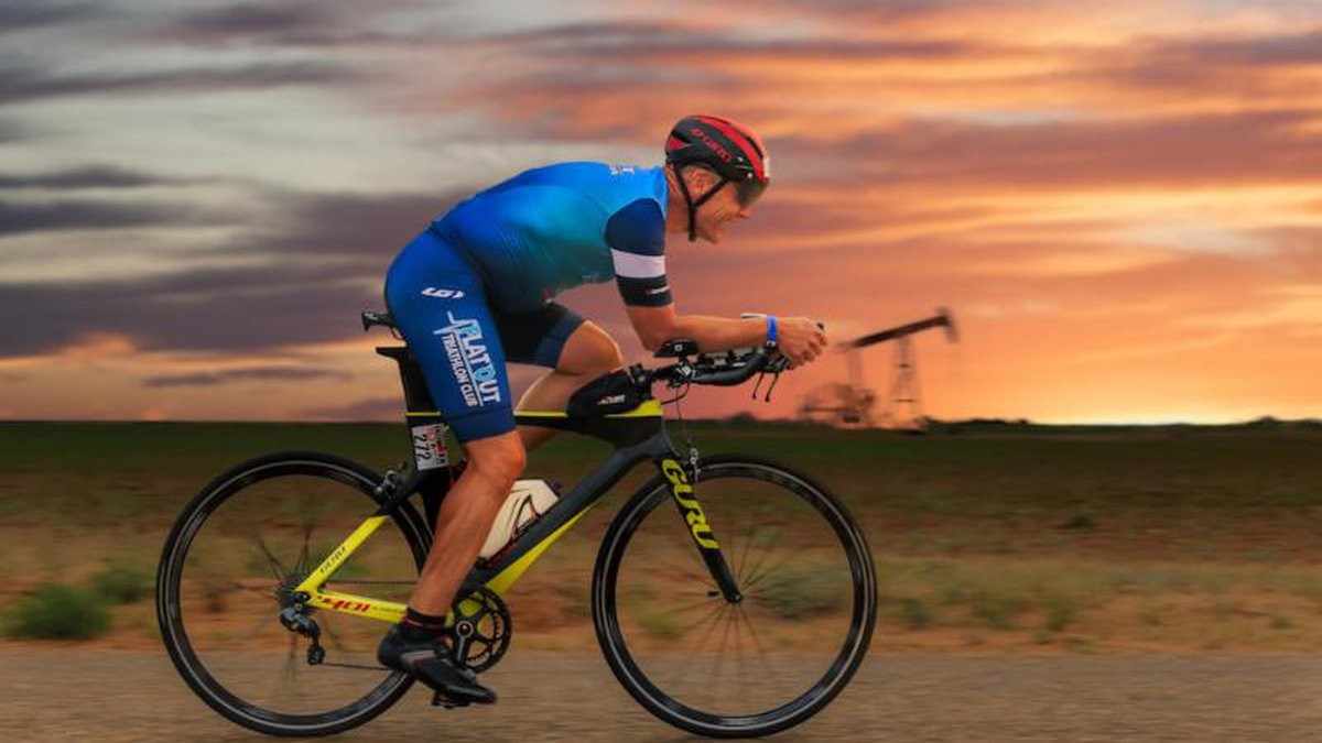 The Ironman 70.3 Lubbock event will take place on June 30. (Source: Ironman 70.3 Lubbock website)