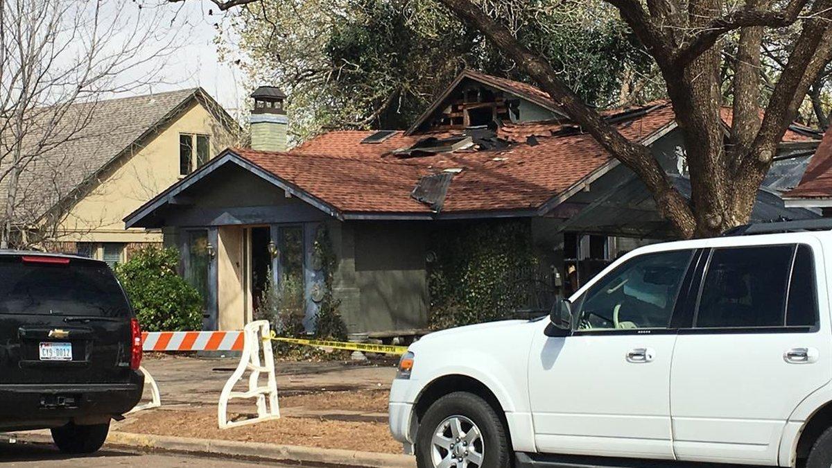 Deadly house explosion in Tech Terrace neighborhood (Source: KCBD)