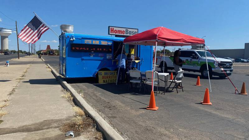A Lubbock food truck owner is asking his customers for patience, as he struggles to find the...