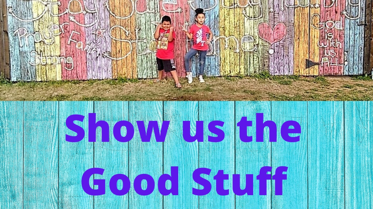 We want to see the Good Stuff
