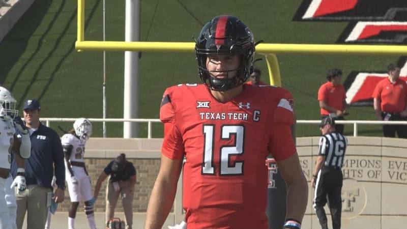 Red Raider Quarterback Tyler Shough broke his collarbone in the game with Texas on Saturday,...