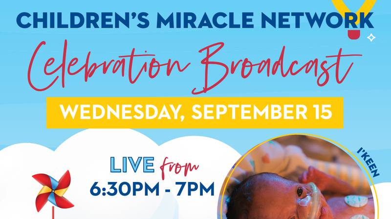 UMC Children's Hospital is hosting the 38th Annual Children's Miracle Network (CMN) Celebration...