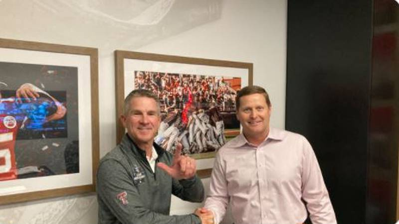 Tim Tadlock has agreed to a lifetime contract with Texas Tech.