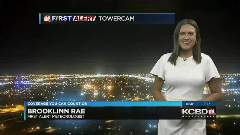KCBD Weather at 10 for Saturday, July 31