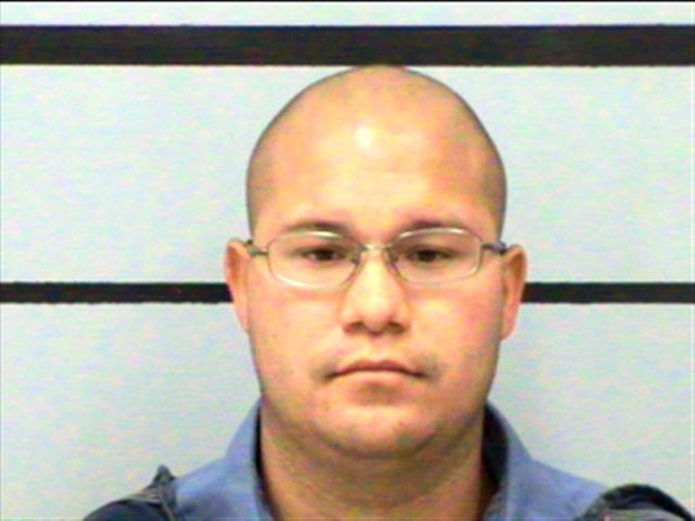 Jesus Martinez Flores, 25 (Source: Lubbock County Detention Center)