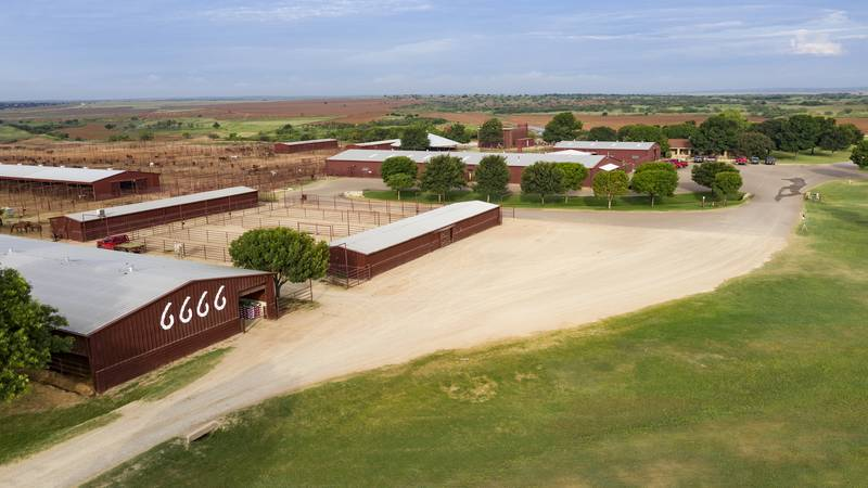 6666 Ranch in Texas for sale