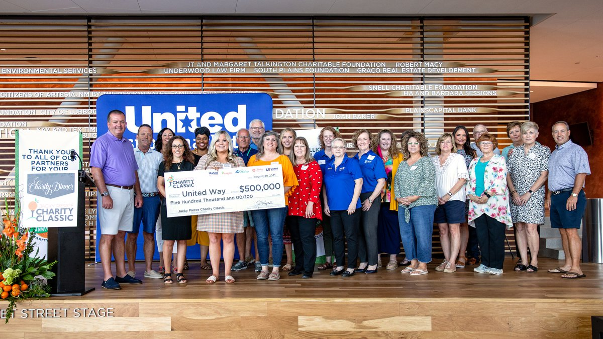 United Supermarket golf tournament raises $500,000 for United Way