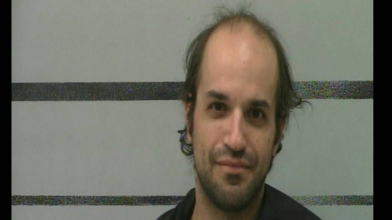 Maxwell Wilson, 33, currently in the Lubbock County Detention Center