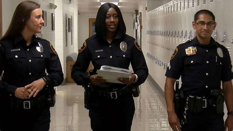 LPD is building a partnership to help recruit new officers.