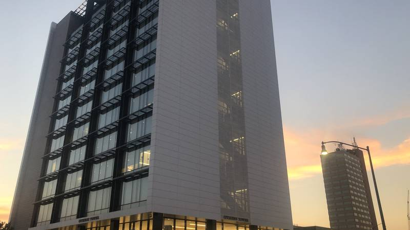 Citizens Tower in Lubbock, TX