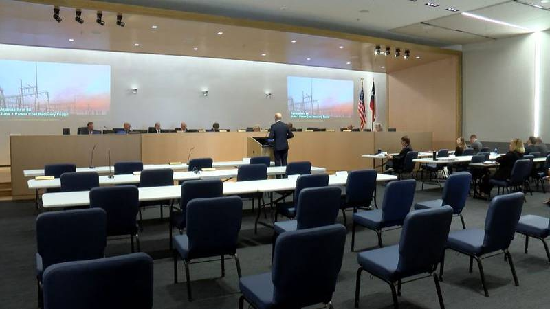 The Electric Utility Board is briefed by LP&L on the ERCOT transition
