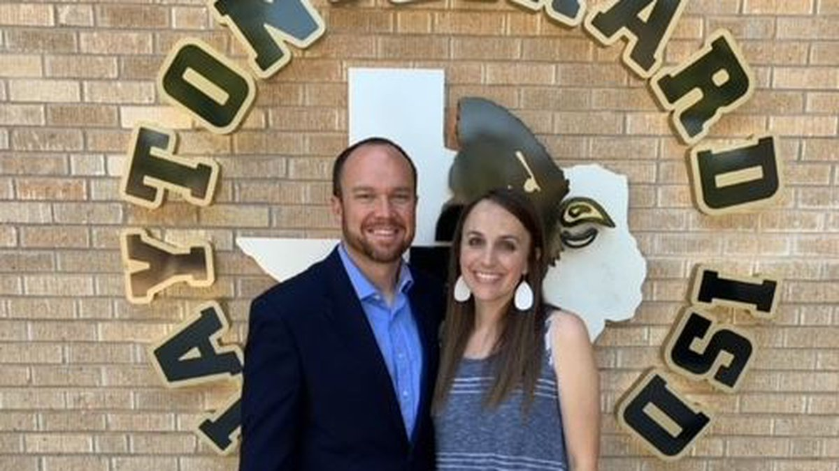 Branum was just school board approved Thursday night to be the K-12 Principal/AD at Jayton.