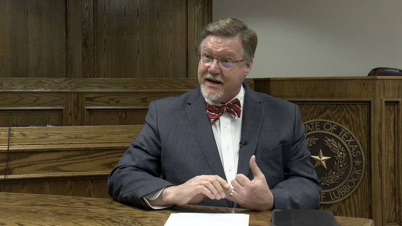 Lubbock County Judge Curtis Parrish is reaffirming his commitment to open meetings after...