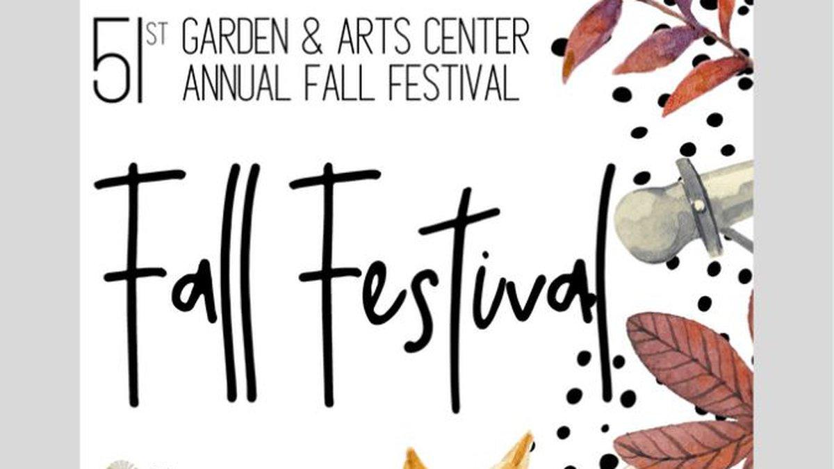 51st Annual Garden & Arts Center Fall Festival