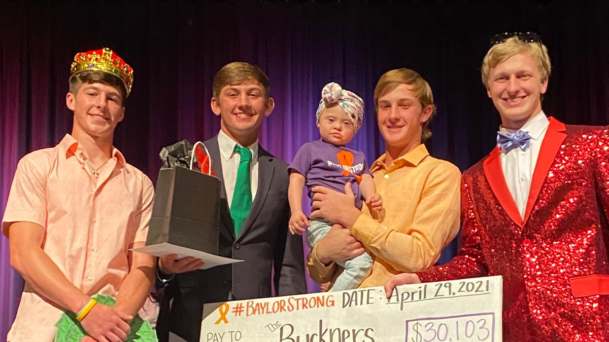 During an annual event, the Shallowater ISD Student Council raised more than $30,000 for a...