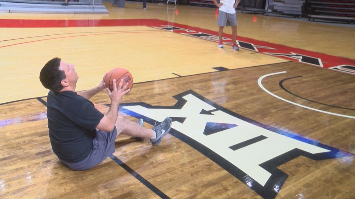 sit down basketball
