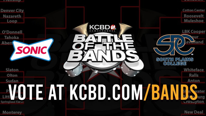 Battle of the Bands brought to you by South Plains College and Sonic