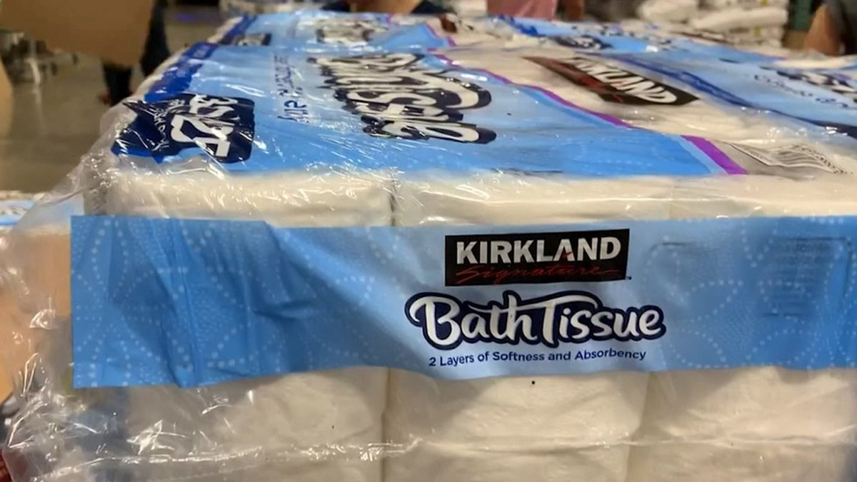 People have started hoarding toilet paper again, reports say.