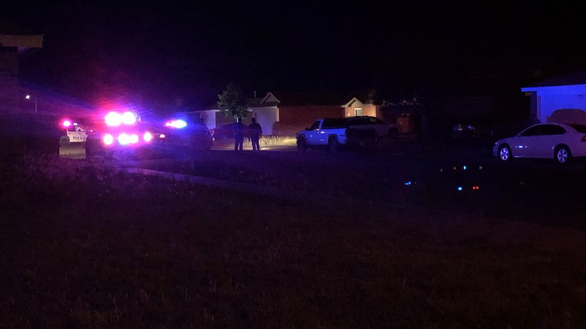 Lubbock police are investigating an overnight shooting in South Lubbock.