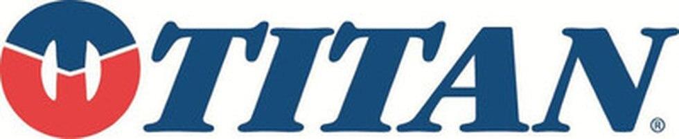 Titan International, Inc. logo. (PRNewsFoto/Titan International)