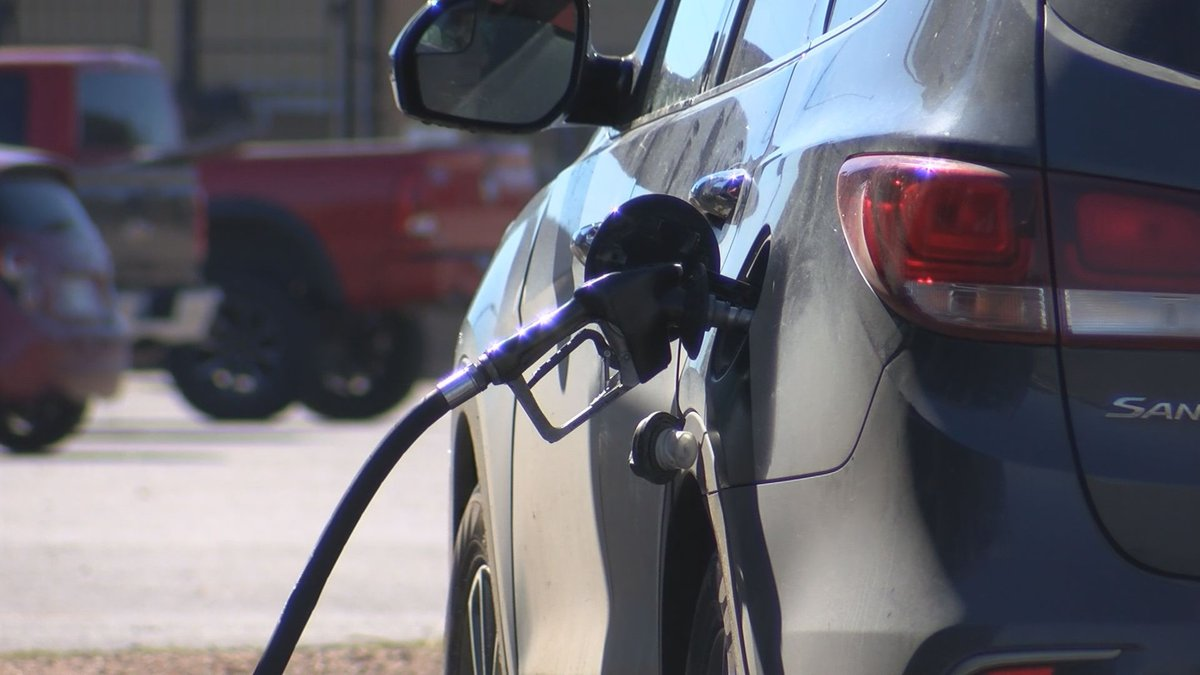 The average price of gas is increasing nationwide.
