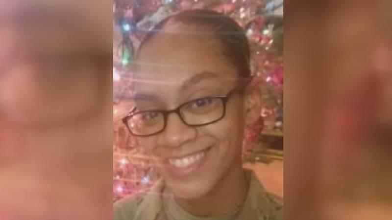 Fort Hood officials asked for the public's help to find Pfc. Jennifer Sewell.